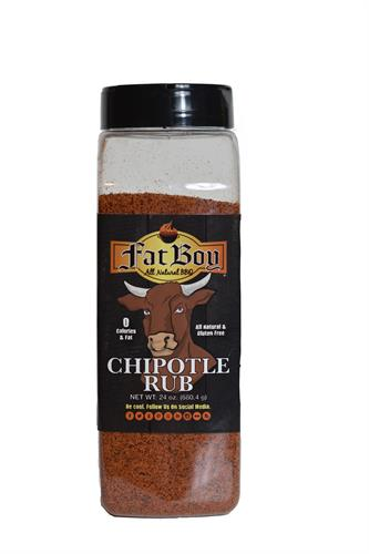 Chipotle Rub 24 oz