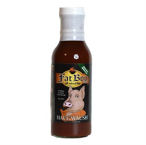 Haugwaush BBQ Sauce 12 oz