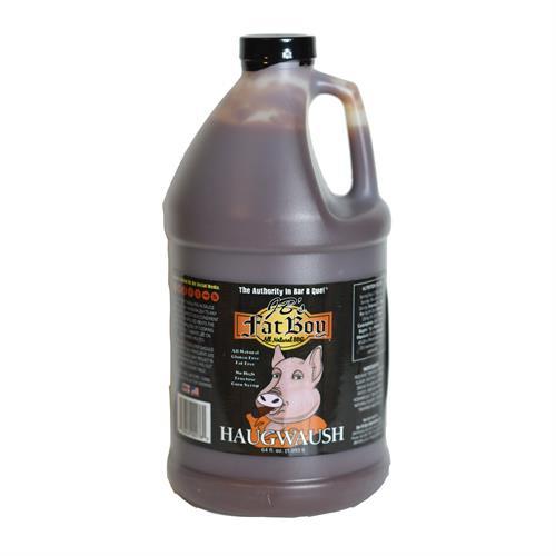 Haugwaush BBQ Sauce 64 oz