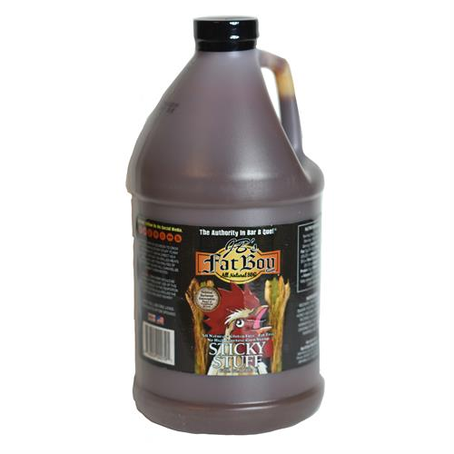 Sticky Stuff BBQ Sauce 64 oz