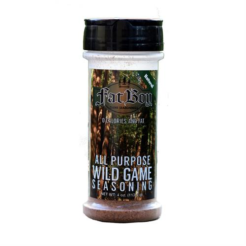 Wild Game Seasoning 4 oz
