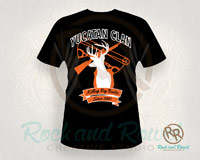 Yucatan Clan shirt design from Rock and Rowel Creative Studio