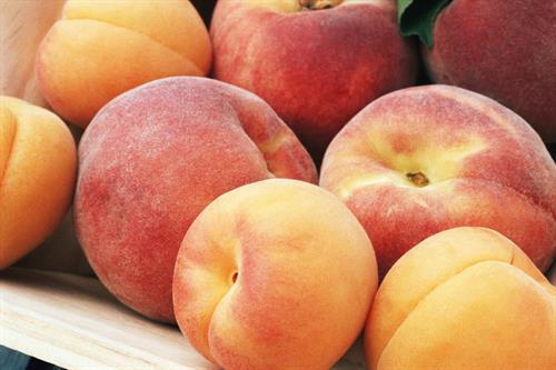 Peaches go into our Peach Jam, Peach Jelly and our Peach Habanero Jelly
