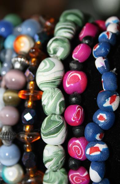Polymer Cay Bracelets