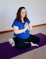 Me in meditation