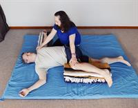 Phoenix Rising Yoga Therapy posture