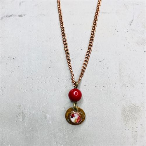 Husker Beads & Corn