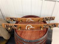 Wine Barrel Stave Hooks