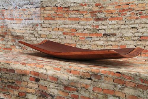 Wine Barrel Stave Long Platter