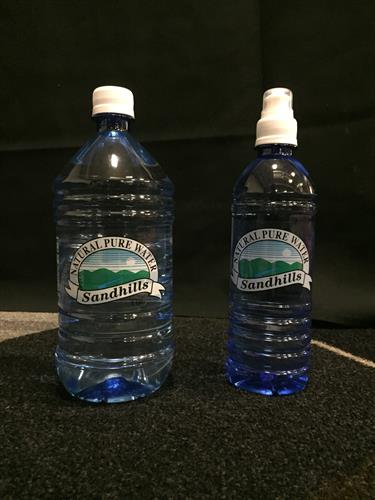 Sandhills Natural Water Bottles