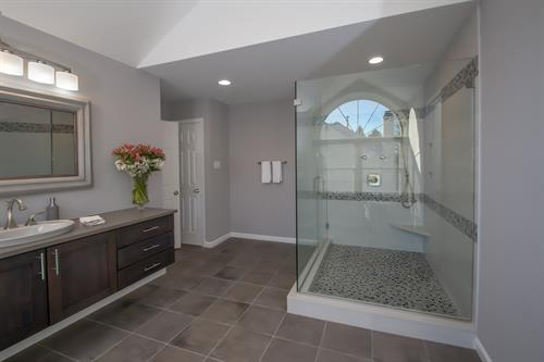 Voorhees Master Bath renovation