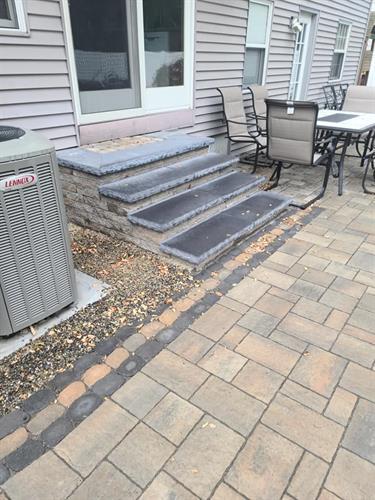 square steps