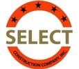 Select Construction Company Inc