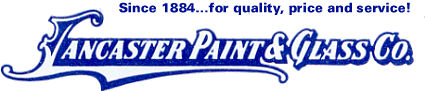 Lancaster Paint & Glass Co.
