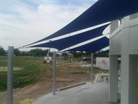 Commercial Shade sails