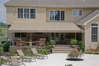 Awnings are practical and beautiful!