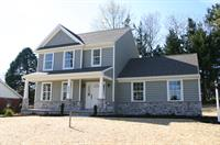 Custom Home built by Kenneth Homes in Elizabethtown, Pa