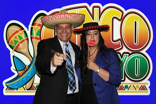 Cinco de Mayo Party for ABQWest Chamber of Commerce