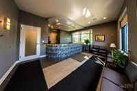 The goal for our new location was to provide a spacious area you can get comfortable in.