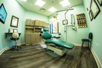 Each operatory is spacious and private. Our separated rooms give you comfort in knowing your private information stays between you and your dental care provider.