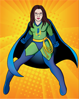 Your Data Super Hero
