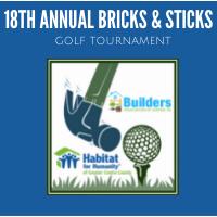 18th Annual Bricks & Sticks Golf Classic