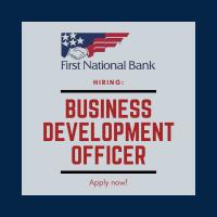 Business Development Officer – Lewistown Branch