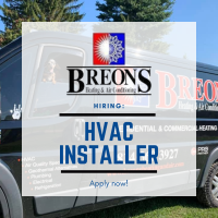 Breon's Heating and Air Conditioning