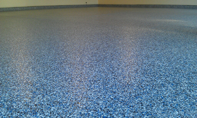 Our Coatings are Stronger than any Epoxy Kit