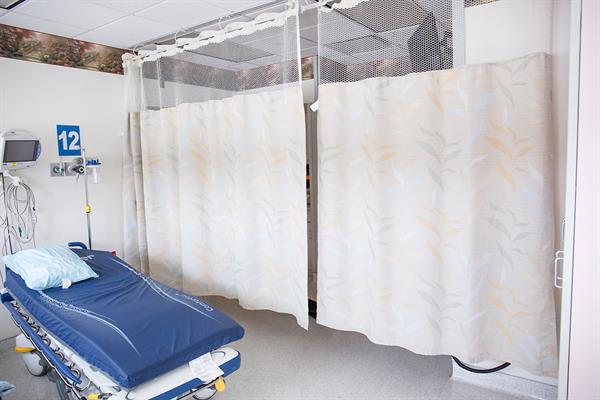 Cubicle curtains and healthcare furniture