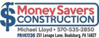Money Savers Construction