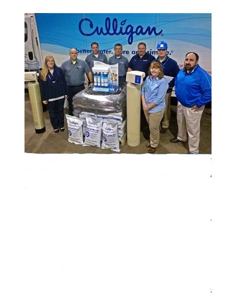 Culligan of Bellefonte, PA Team