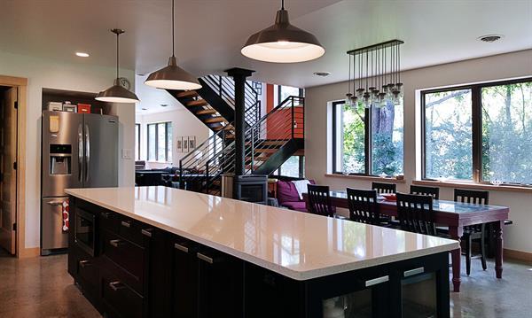 Pine Grove Mills House-Kitchen View 2