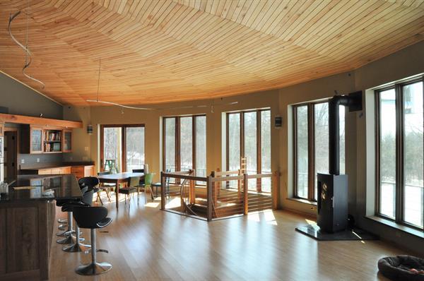 Round House-Interior