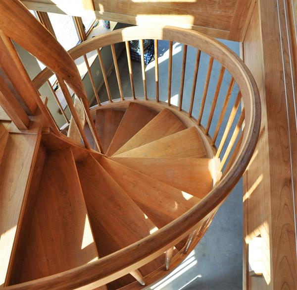 Round House-Stair