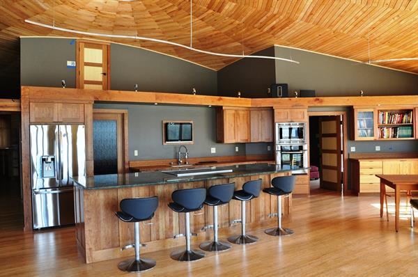 Round House-Kitchen