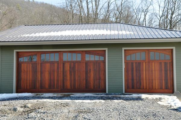 Round House-Garage Doors