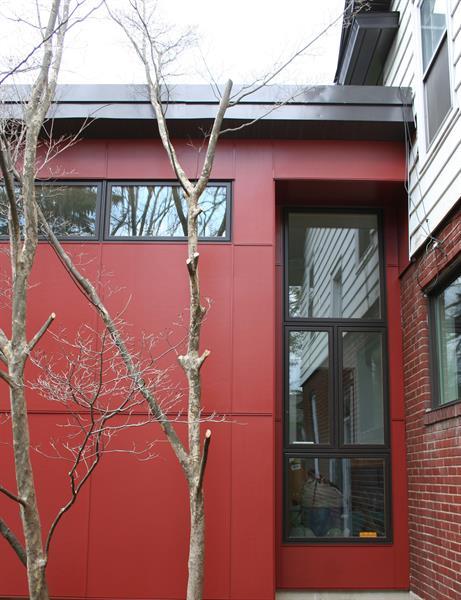 Foster Ave Renovation-Exterior Windows