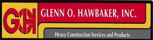 Glenn O. Hawbaker, Inc.