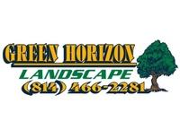 Green Horizon Landscape