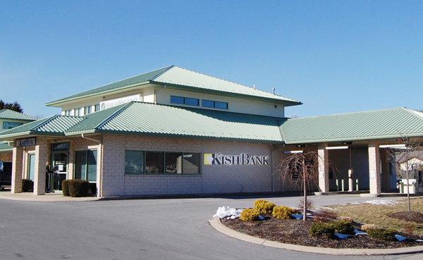 Kish Bank, Bellefonte