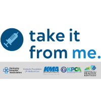 ''Take it from me'' COVID-19 vaccine campaign