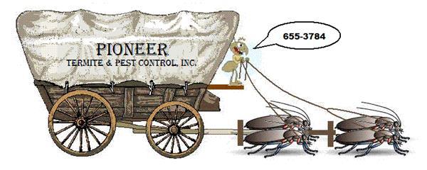Pioneer Termite & Pest Control Inc.