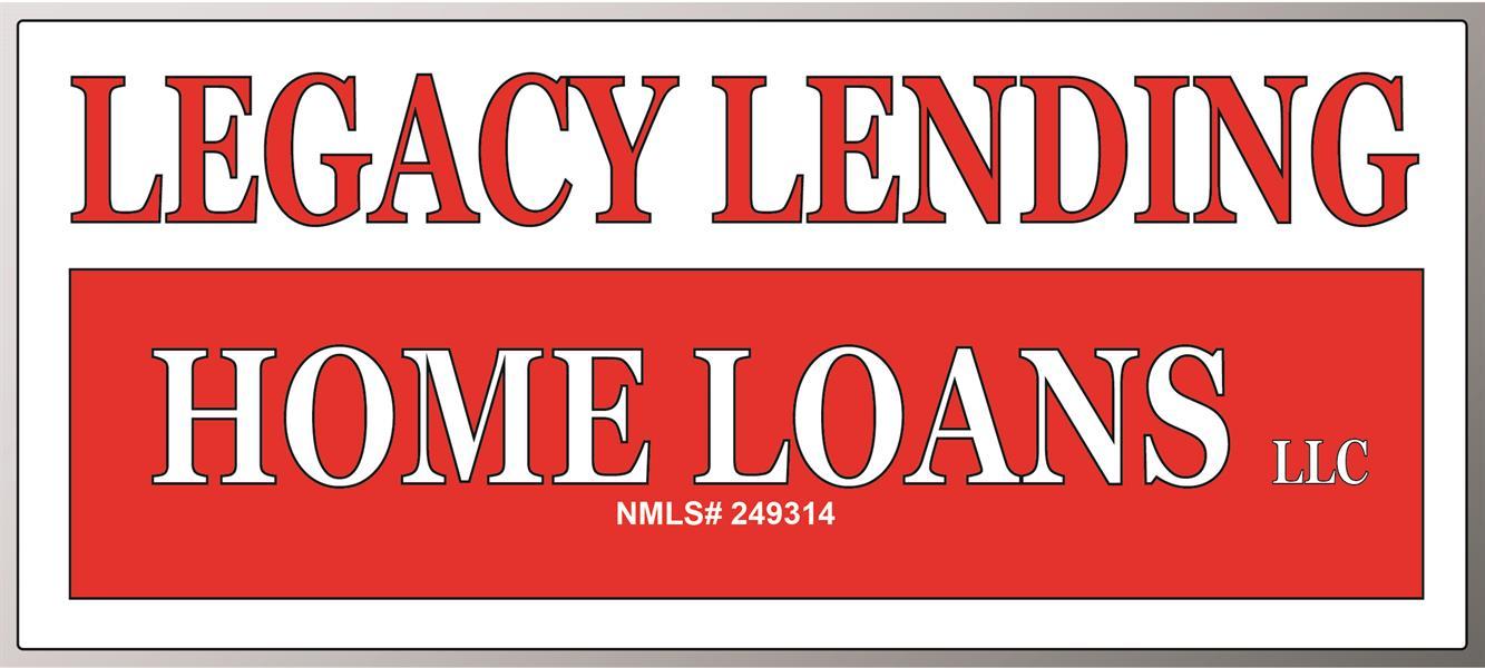 Legacy Lending Home Loans LLC NMLS# 249314