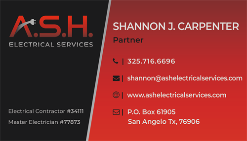 Call Shannon today!