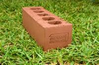 Our name stamped on the end of the brick stands for quality!