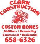 Clark Construction/Wesley Doss