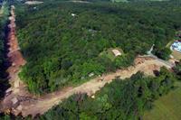 aerial/ site preparation