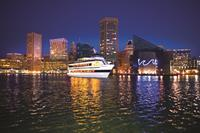 Spirit of Baltimore at Night