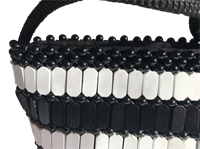 Baganara handbag, detail